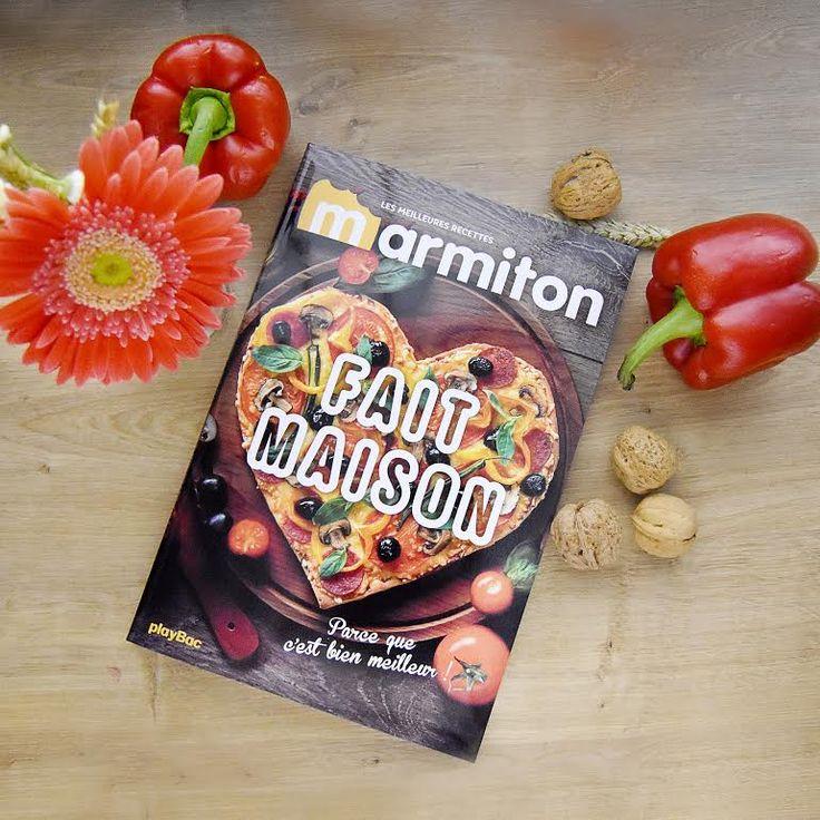 Livre de recettes Marmiton - Fait Maison | Pate feuilletee recette, Recette pâte feuilletée ...