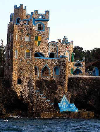 Blue Castle - Negril, Jamaica @LunaSeaInn in #Bluefields #Jamaica a short drive to #Negril