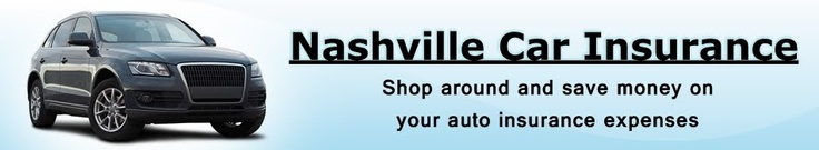 Learn how to save money on your Nashville car insurance, and get quick and easy rate comparisons from the industry leaders.