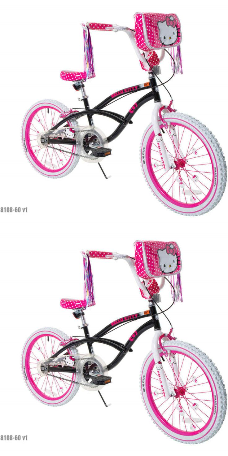 Other Cycling 2904: 20 Hello Kitty Girl S Bmx Bike - Original Top Quality - Free Shipping - New -> BUY IT NOW ONLY: $96.7 on eBay!