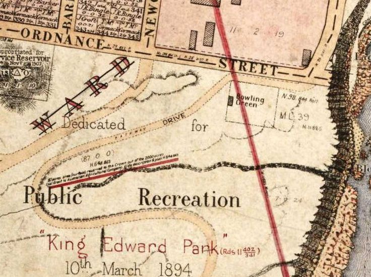 Image result for king edwards park newcastle old