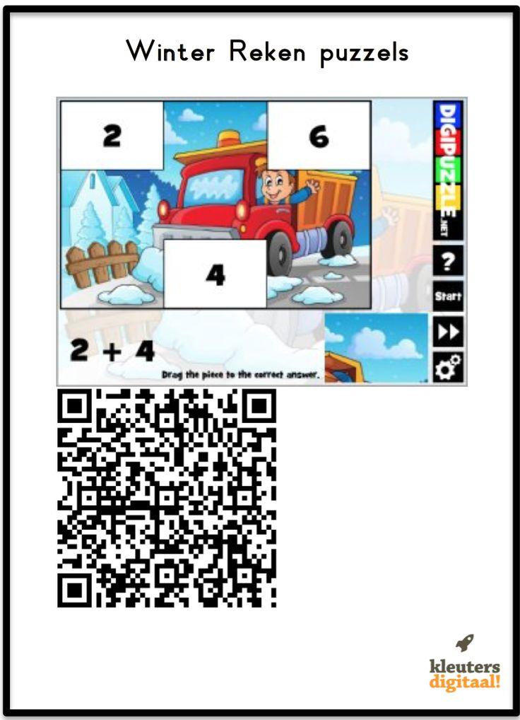 Luister, lees, leer en speel met QR codes over de winter Leeftijd: 4 – 99 jaar Prijs: gratis Download voor iPhone/iPad, Android & Windows  De QR Codes QR codes zijn eigenlijk een soort streepjescodes. Deze streepjescodes worden door een QR code reader gelezen. Ik maak hierbij gebruik van de app I-nigma. Als je meer …