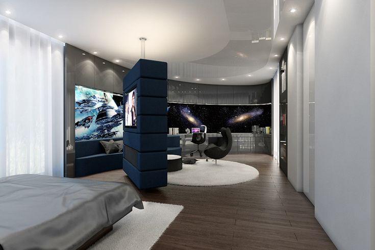 Ekskluzywny pokój dla nastolatka 1