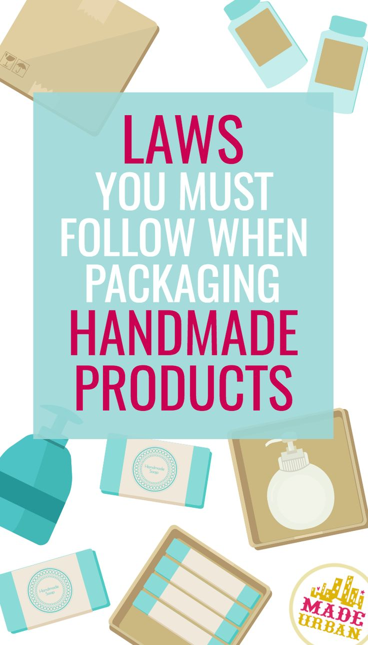 "Do you package your handmade cream in a jar? Do you have the product name, volume and your business' name and address clearly printed on each label? If not, you may be in violation of Canada's laws when it comes to packaging and labeling.   Regardless of whether your business is big or small, you're still required to … Continue reading ""LAWS YOU MUST FOLLOW WHEN PACKAGING YOUR HANDMADE PRODUCTS"""