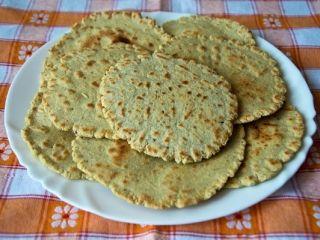 Chlebové placky | Pro Alergiky