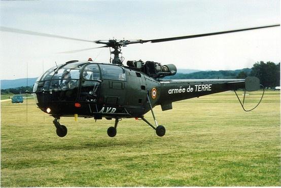 SE 3160 Alouette III