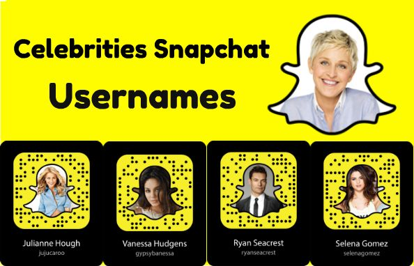 Coolest Snapchat Username Ideas For Girls And Guys Wikijunkie Snapchat Usernames Celebrity Snapchat Usernames Usernames For Snapchat