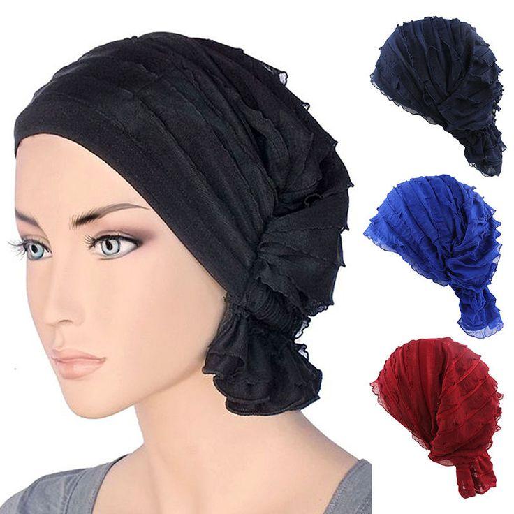 Женский шифоновый гофрированный химиотерапии шапка шапочка шарф бандана тюрбан кепка банданы | Одежда, обувь и аксессуары, Аксессуары для женщин, Головные уборы | eBay!