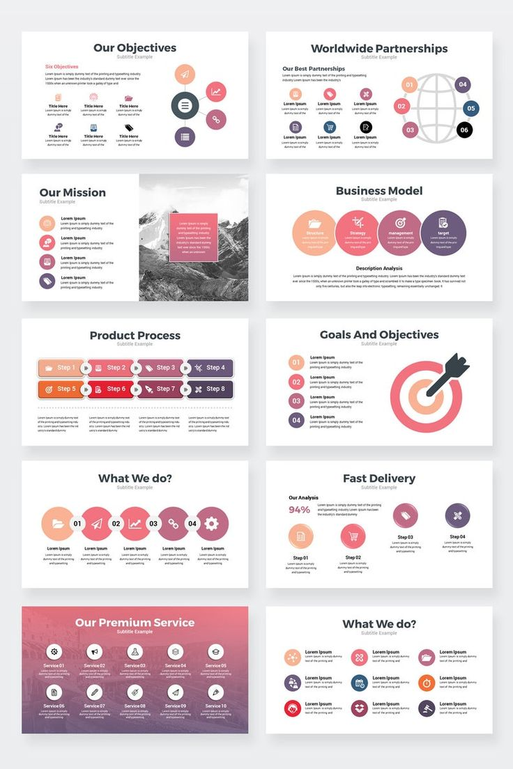 Canva Business PowerPoint Presentation Template Business
