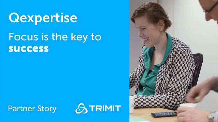 TRIMIT Partner Story. Qexpertise is successful in selling and implementing TRIMIT.  #TRIMIT #ERP #MSDynNAV #ERP