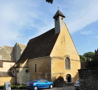 La chapelle Saint-Lyphard à la ferté Bernard