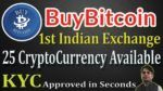 BuyBitcoin:Best Cryptocurrency Exchange of India 25Cryptocurrency:Buy | Sell | Trade full video