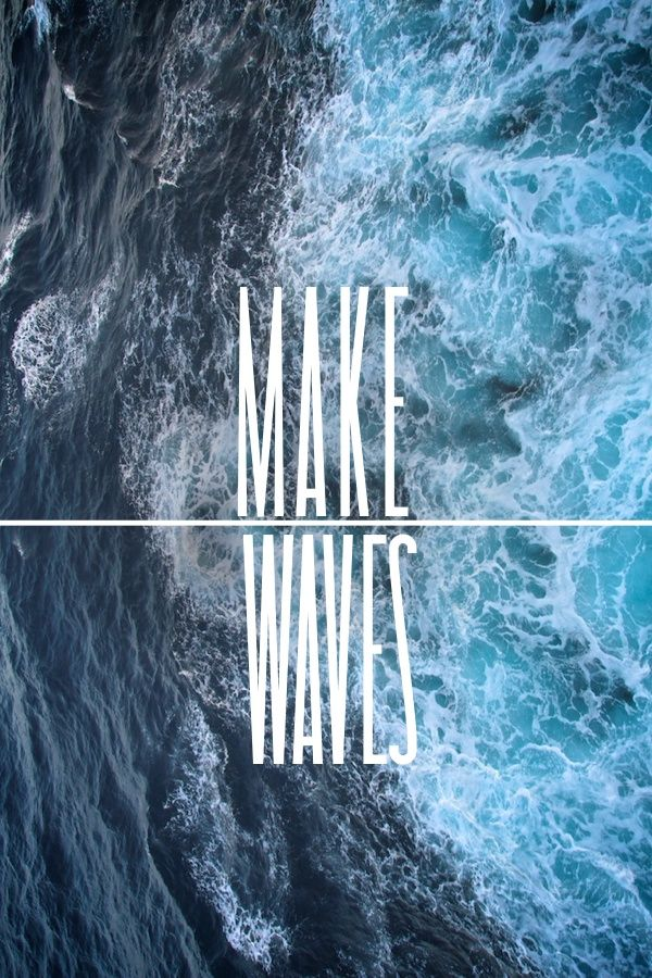 Make Waves // shutterbean
