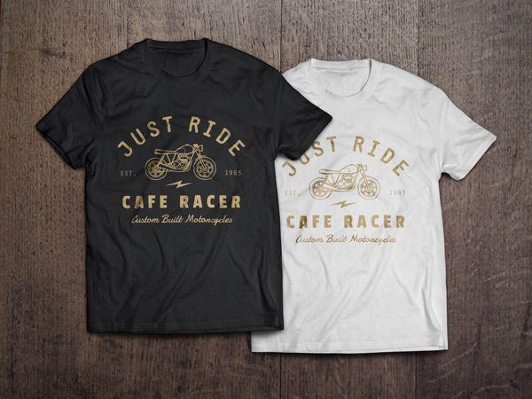 7 Mockups de Camisetas-Des1gn ON - Blog de Design e Inspiração.