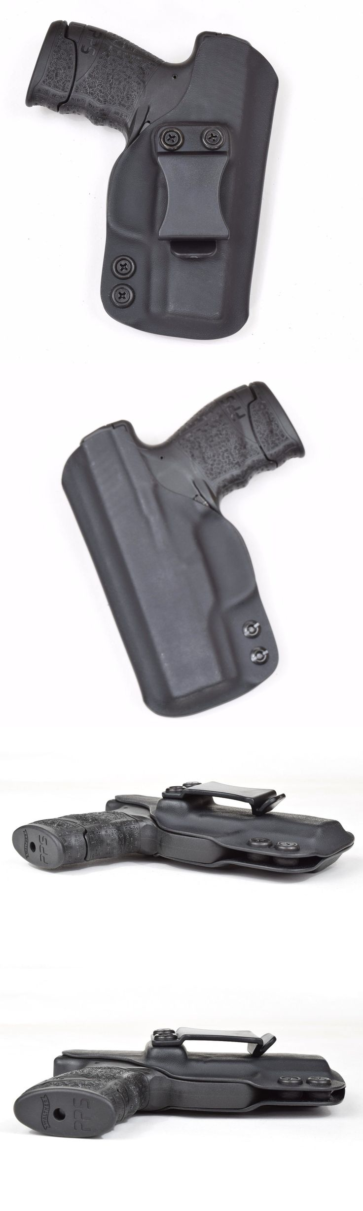 Holsters 177885: Badger State Holsters- Walther Pps M2 Iwb Black Custom Kydex Holster -> BUY IT NOW ONLY: $34.99 on eBay!