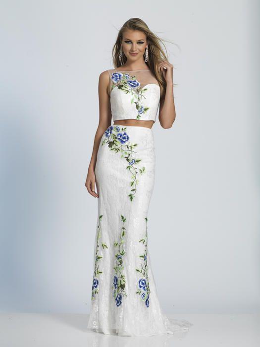 13 best Embroidered Prom Dresses images on Pinterest | Formal ...