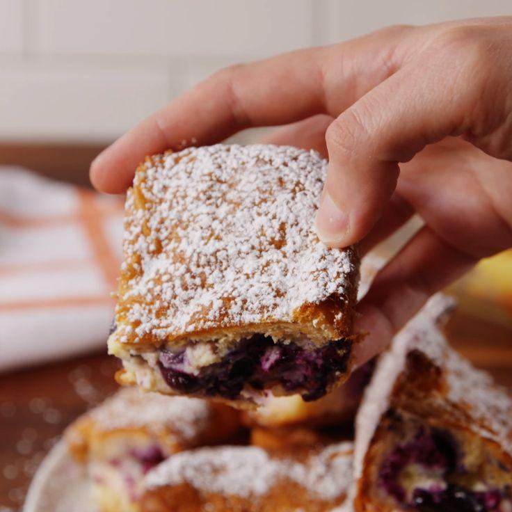 Best 25 yum food ideas on pinterest food to make easy food lemon blueberry cheesecake bars forumfinder Choice Image