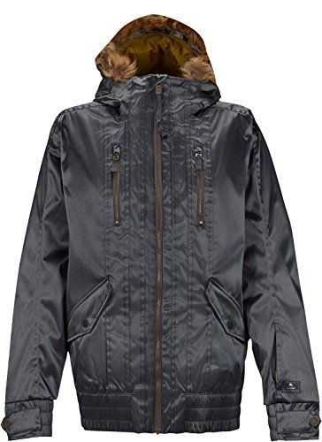 Burton Monarch Snowboard Jacket Womens Sz M -- You can find more details by visiting the image link.
