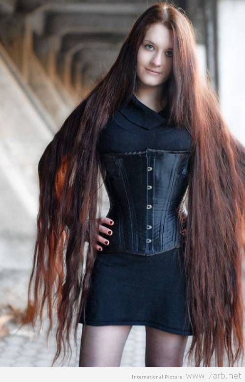 Very Long Hair With Images  Long Hair Girl, Really Long -5784