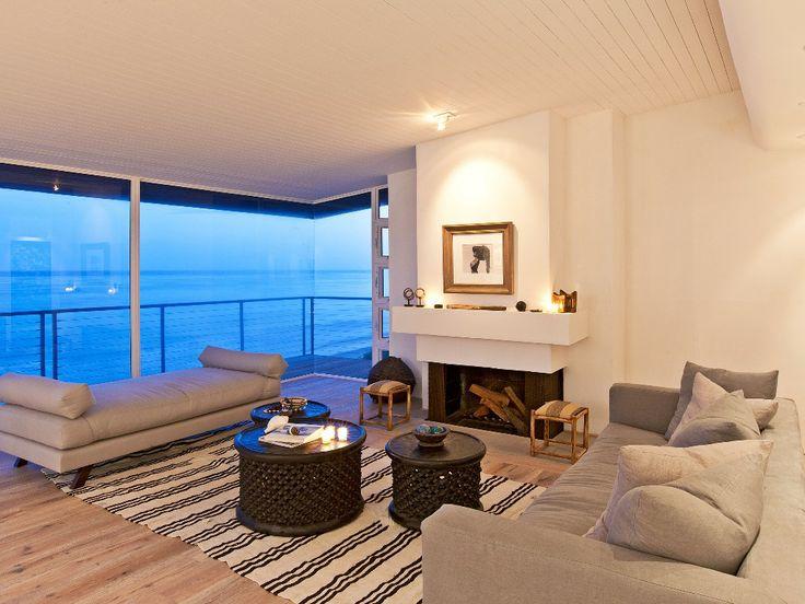 Entspannen mit dem Meer auf der einen und mit einem knisternden Feuer auf der anderen Seite - Ferienhaus für bis zu 8 Personen in Malibu, Kalifornien, USA. Objekt-Nr. 447996vb