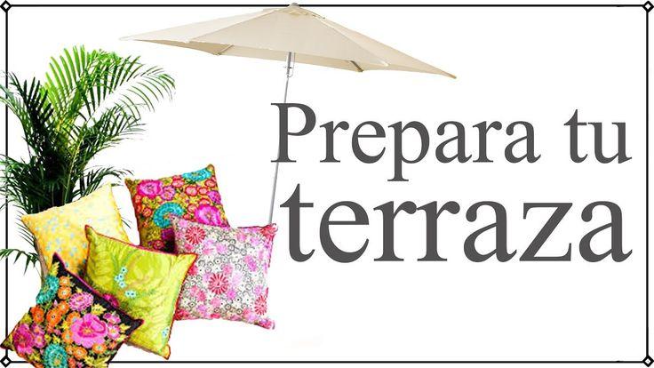 Te traigo 8 acciones o pasos que puedes tomar para crear un ambiente relajante y muy veraniego en tu terraza jardín o patio. ----------ÁBREME PARA MÁS INFORMACIÓN-------------   Servicios de decoración: https://goo.gl/oH0fe2  Consultorio decorativo gratis para participar: https://youtu.be/IKbvM8yCir4  NUEVO VIDEO CADA MARTES!!! (y a veces el viernes también) Visita mi 2ªcanal: https://goo.gl/rABQ2b   C O R R E O: info@decoracionpatriblanco.es  B L O G: http://ift.tt/1zsCLQr   I N S T A G R A…