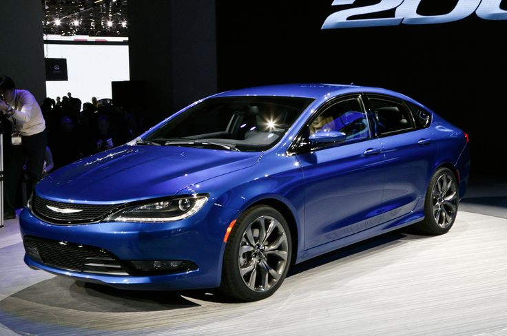 2018 Chrysler 200 Release Date and Price