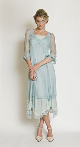 Possible Mother of the Bride dress by Nataya...love it! jeanmccool