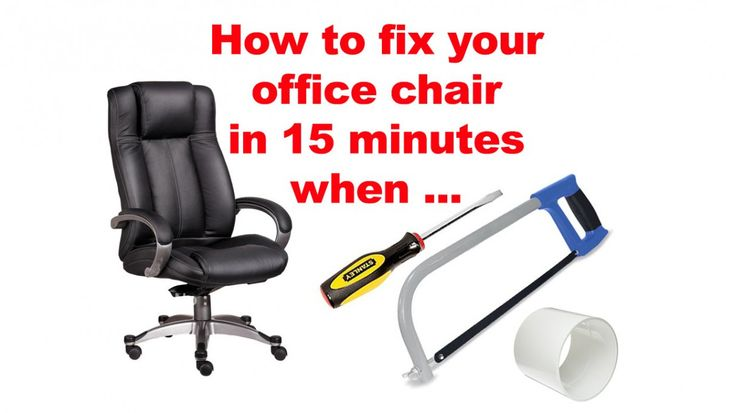 Fix Office Chair Large Home Office Furniture Check More At Http