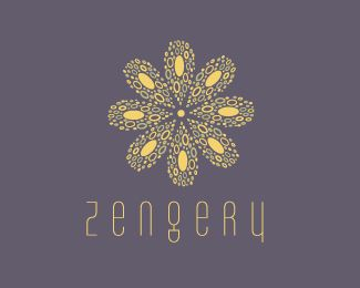ZENGERY Logo design - This logo is ideal for a business related to: chiropractor, healing, medical centre, yoga, physical therapy, spa, medical spa, doctor, pharmaceutical, support centre, woman's group, specialist, orthopaedic, retirement home, not for profit, therapy, sports medicine, physician, clinic, conference, medical seminar, hospice, senior care, holistic practice, massage therapy, hospital, wellness center, interior design, ance studio, fashion, beauty, clothing store, makeup or…