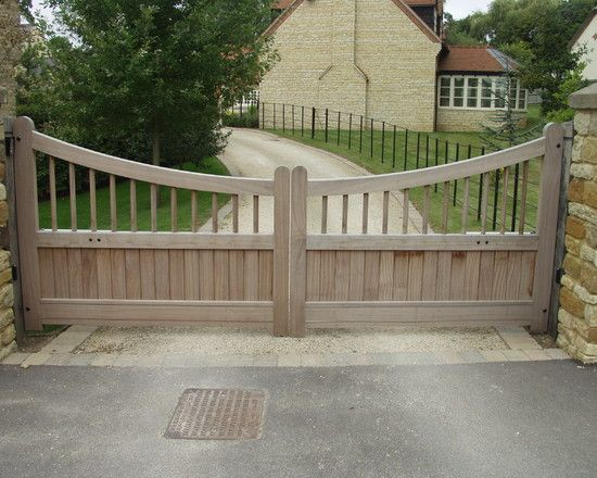 Driveway Gates Design, Pictures, Remodel, Decor and Ideas - page 3