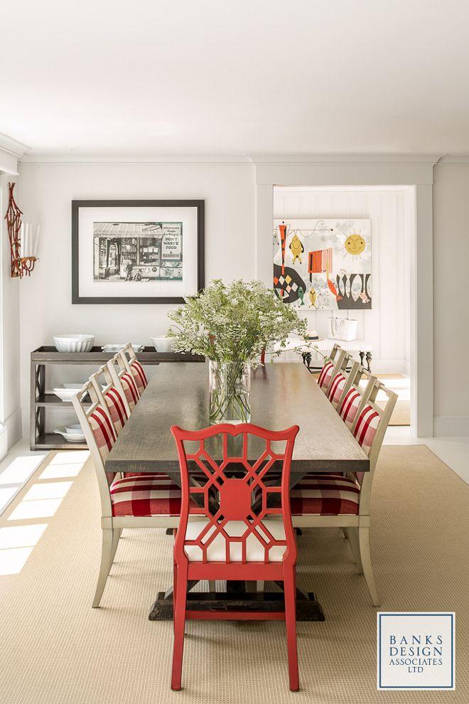 Red, White U0026 Views   Maine Home + Design