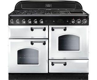 Dual Fuel Range Cookers ao.com