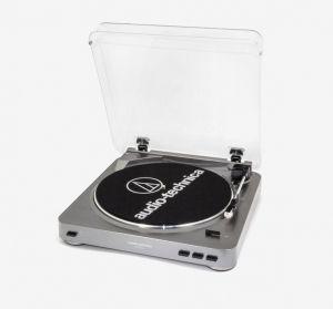 Проигрыватель виниловых пластинок Audio-Technica AT-LP60USB, купить с доставкой по Киеву и Украине.
