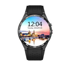 US $92.02 100% Original KW88 Android 5.1 Smart Watch Phone MTK6580 1.39'' 400*400 Screen 2.0MP Camera Smartwatch for iphone Xiaomi. Aliexpress product