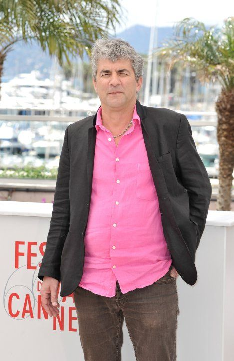Alain Guiraudie at event of Stranger by the Lake (2013)