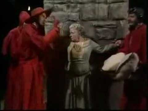 I wish I could hang out with Michael Palin. My favorite Python (besides Carol Cleveland). This a classic Python skit.