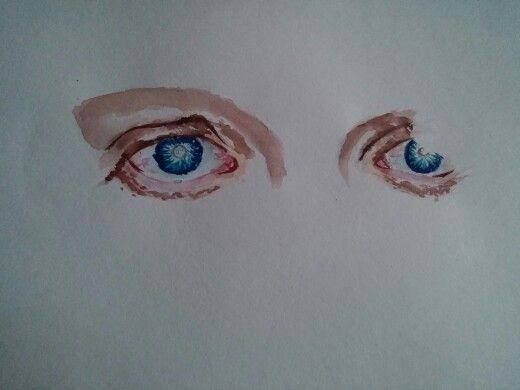 Lovely blue eyes,part 2
