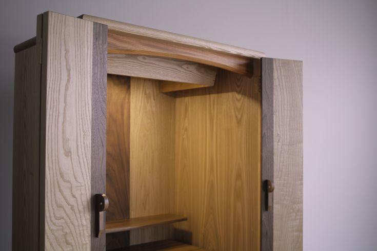 栗とウォールナットのお仏壇 - 片井家具道具