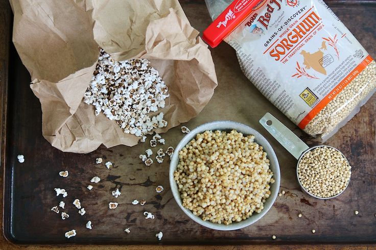 Popped Sorghum | Fountain Avenue Kitchen: Food Recipes, Healthy Snacks, Deceived Healthy, Pop Sorghum, Void Kitchens, Healthy Food, Fountain Avenu, Sorghum Recipes, Eaten Sorghum