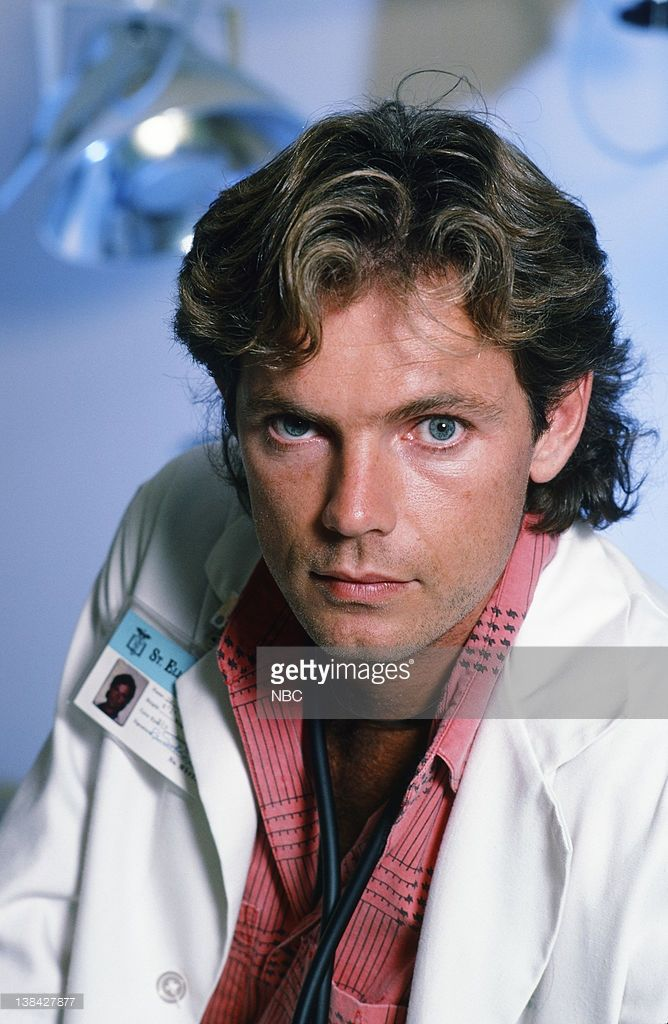 Bruce Greenwood - St Elsewhere as Dr. Seth Griffin