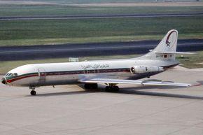 Vintage Royal Air Maroc Sud Aviation Caravelle