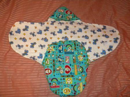 Шьем Конверт-пеленка для малыша - шитье
