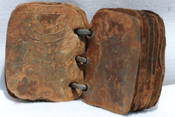 2000 year old book! #history