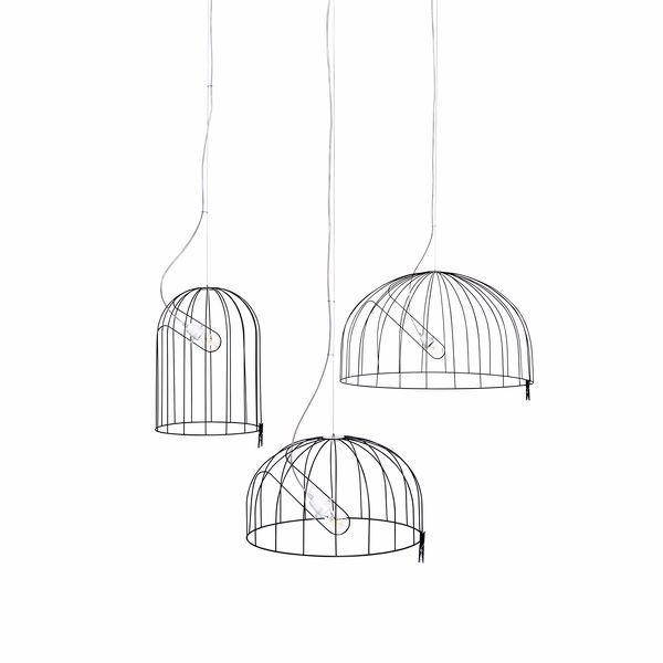 Mogura Lamp - design Nendo - De Padova