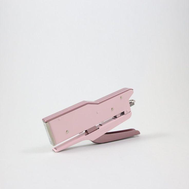 Zenith Pastel Pink 548/E Stapler