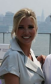 ivanka trump - one classy smart gal! Love her on Apprentice!  Her style is the epitome of elegance!
