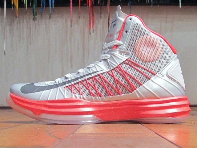 c55386cca96 Cheap New Nike Hyperdunk 2012 Cheap sale Obsidian University Red ...