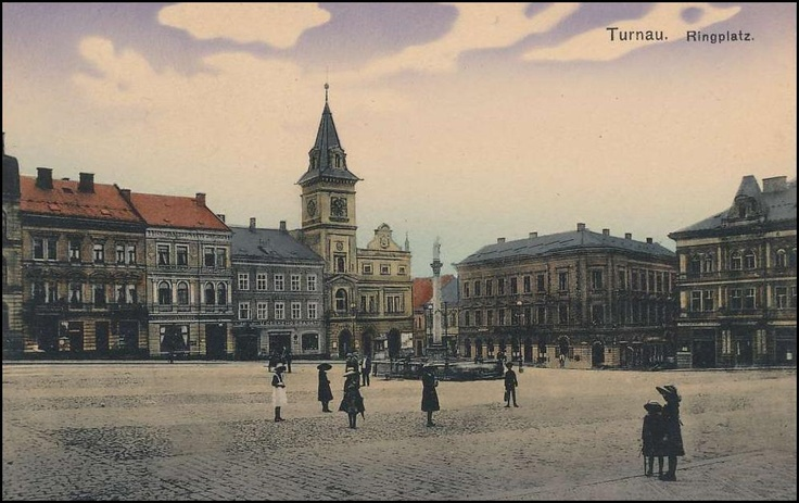 Turnov 1916