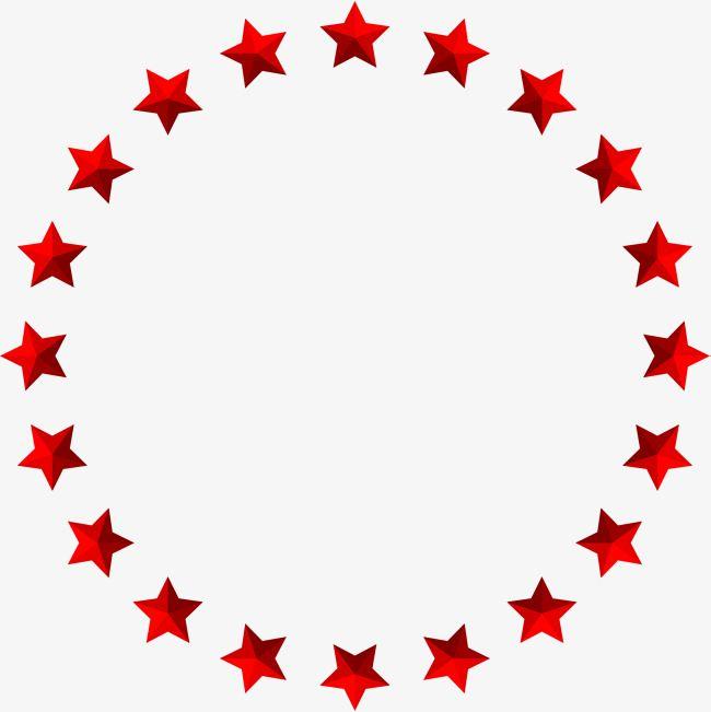 Krasnyj Uproshennyj Zvezdnyj Krug Zvezdnyj Klipart Krug Klipart Chervlen Png I Psd Fajl Png Dlya Besplatnoj Zagruzki Circle Clipart Star Clipart Png
