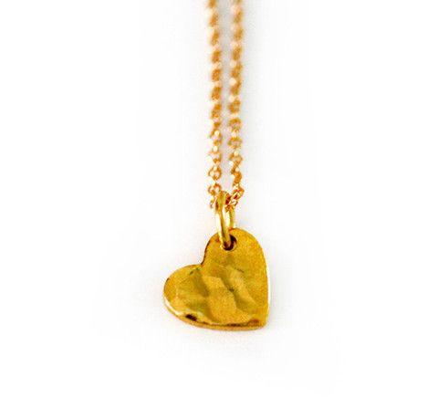 tiny HEART necklace | Kei Jewelry